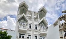 Cho thuê nhà mặt tiền thụt Dương Quảng Hàm Gò Vấp, nhà 4 tấm 4,1x17m