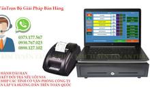Bán phần mềm tính tiền và máy in bill cho quán nước