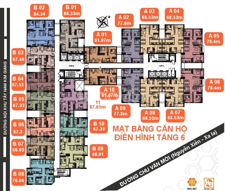 Bán giá tốt thị trường dự án Beaky Nguyễn Xiển (ảnh 5)