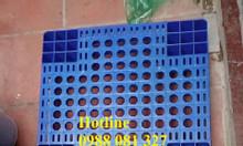 Pallet nhựa PL04LS hàng mới 100% chuyên kê hàng