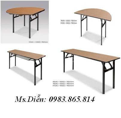 Bàn ghế nhà hàng, mặt kính bàn xoay, bàn ghế tiệc, bàn ghế hội nghị