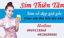 Sim số đẹp Thiên Tâm giá rẻ Việt Nam