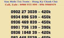 Sim phong thủy thần tài 39 79, lộc phát 68 86, trả trước đầu 09
