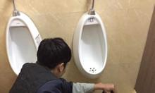 Thông tắc cống bể phốt chậu rửa tại Nguyễn Trung Trực Ba Đình
