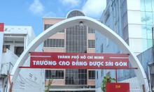 Trường cao đẳng Dược Sài Gòn tuyển sinh cao đẳng chính quy