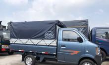 Xe tải đongben thùng bạt 810kg