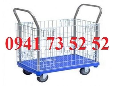 Chuyên bán lồng thép, lồng sắt, xe đẩy hàng, bánh xe
