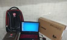Laptop Gaming MSI GL63: I7-8750H GTX 1050 RAM 8G