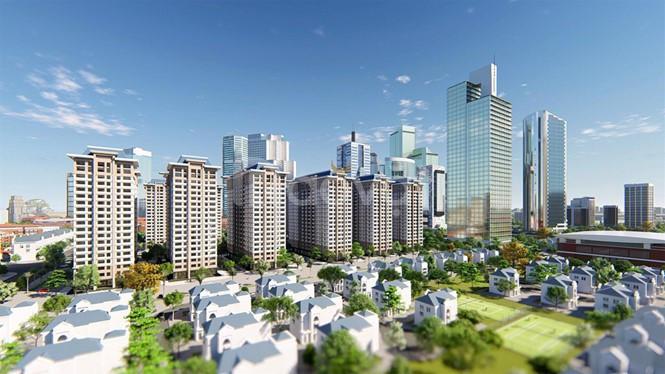 Chung cư rẻ thị trường, chỉ 10,5tr/m2 tại khu đô thị Thanh Hà