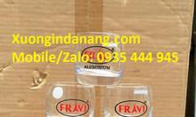 Xưởng in logo lên ly thủy tinh giá rẻ tại Quảng Ngãi