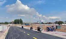 Đất đất dự án khu đô thị vàng mặt tiền đường 32m Thuận An - Bình Dương