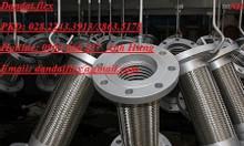 Giá TM ống mềm giảm chấn inox, ống mềm inox lắp bích, ống mềm inox