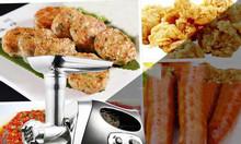 Máy xay thực phẩm máy nhồi xúc xích đa năng Meat Grinder MGB-120