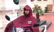Cơ sở trực tiếp làm áo mưa, in logo áo mưa quảng cáo giá rẻ