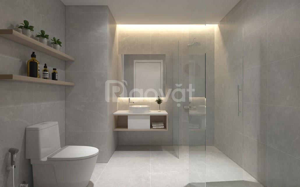 Vẻ đẹp mang phong cách cổ điển - hiện đại từ căn hộ Marina Suites