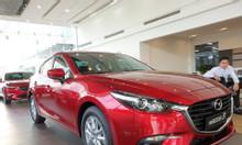 Mazda 3 Facelift - ưu đãi - trả trước 210 triệu