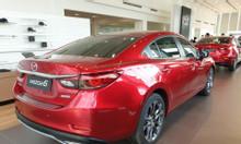 Mazda 6 New - ưu đãi trả trước 270 triệu