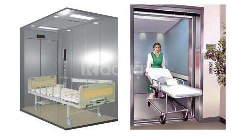 Thang máy bệnh viện- Thang máy mitsubishi chất luợng cao