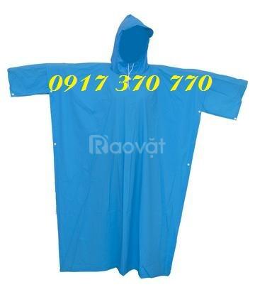 Xưởng áo mưa cánh dơi in logo quảng cáo giá rẻ