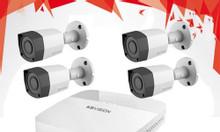 Lắp đặt camera giám sát giá rẻ 4,6tr