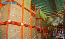 Pallet xếp chồng sơn tĩnh điện chứa hàng thay giá kệ công nghiệp