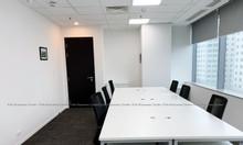 Serviced office hạng A cho thuê từ 2-15 người tại Diamond Flower Tower