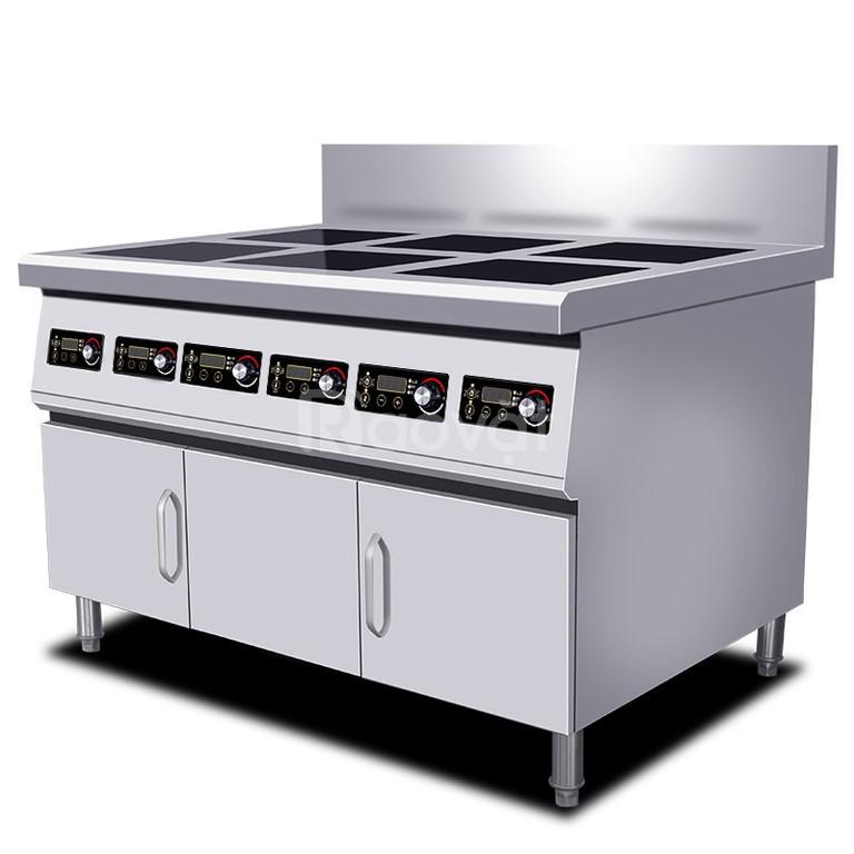 Bếp điện từ công nghiệp 4 mặt