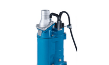 Giá máy bơm nước thải Tsurumi KTZ33.7, bơm bùn hố móng