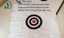 Cờ tâm golf 1,5m *1,5m