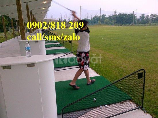 Thảm phát banh golf 2d, thảm tập golf 1.5m