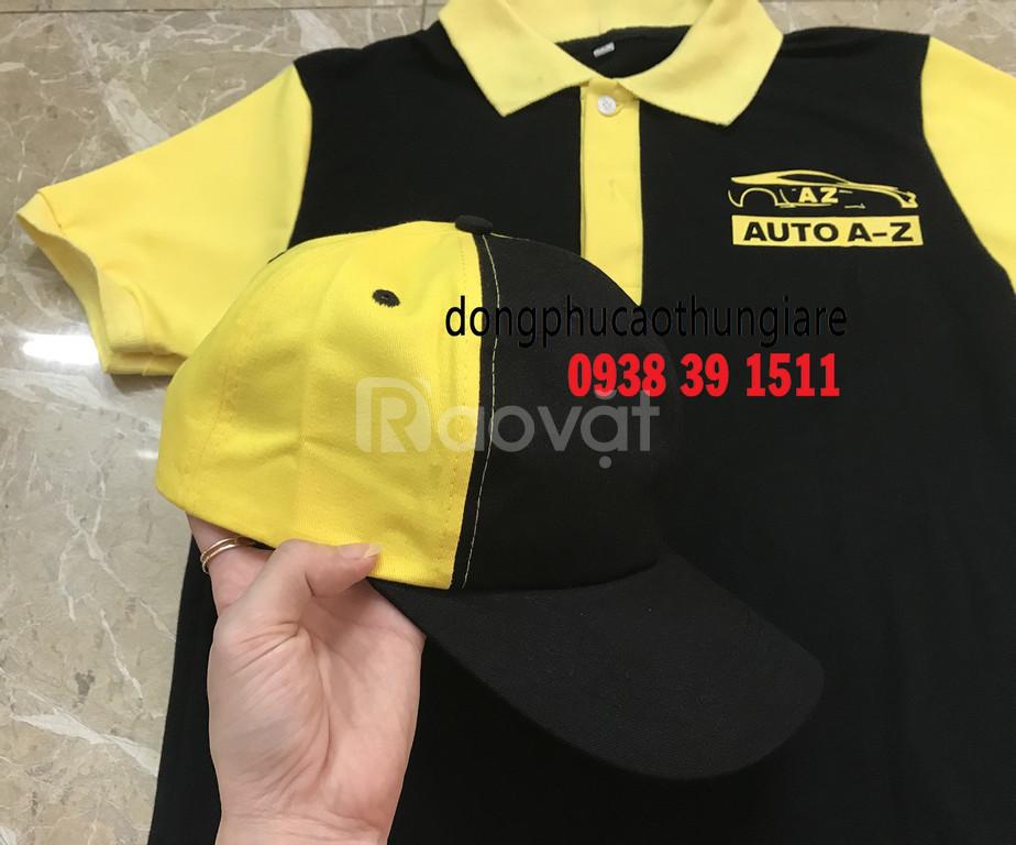 Xưởng may áo thun, nhận may áo thun quảng cáo giá rẻ
