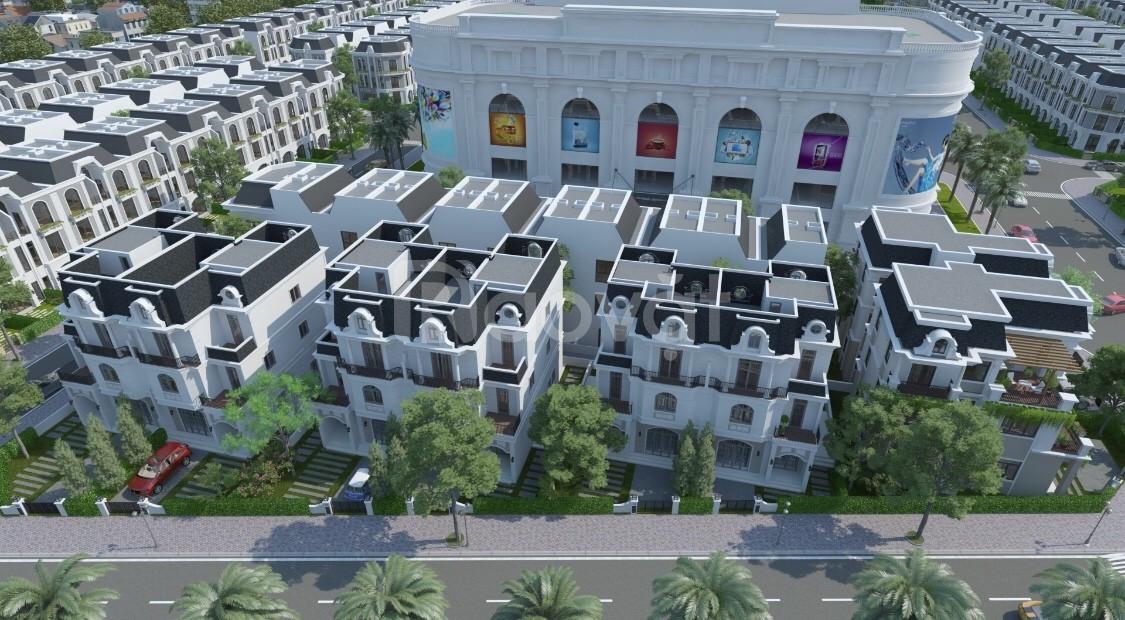 Bán nhà 1 trệt 2 lầu, khu dân cư phường 6 Tân An, đường số 1