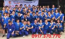 Xưởng in áo thun đồng phục theo yêu cầu tại HCM
