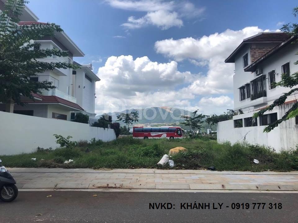 Bán đất biệt thự trung tâm thành phố Nha Trang giá chỉ 35,5tr/m2