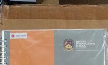 In sổ tay quà tặng thương hiệu, xưởng in sổ tay quà tặng giá rẻ tp.HCM