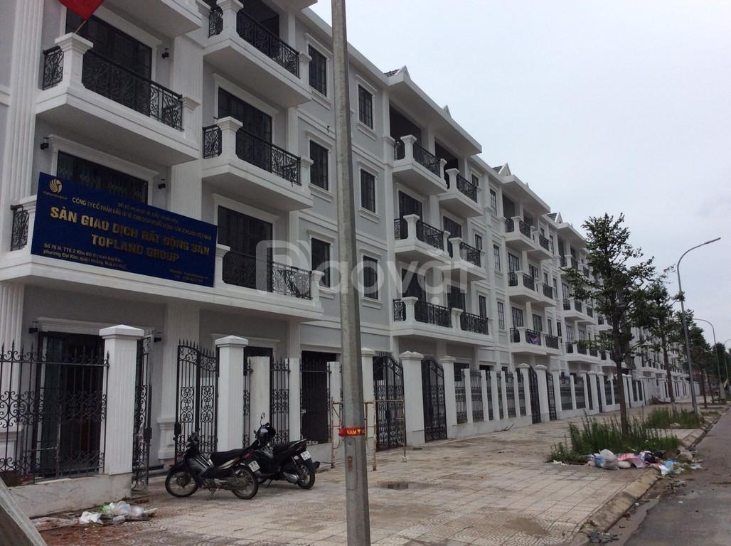 Liền kề shophouse Nguyễn Xiển, khu đô thị Hacinco Đại Kim
