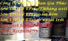 Sơn Epoxy kcc sắt thép: sơn lót chống rỉ EP170QD