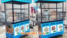 Xe bán thức ăn nhanh, xe bán đồ ăn vặt (ảnh 3)