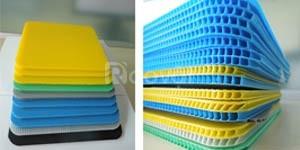 Tấm nhựa pp danpla dùng trong ngành công nghiệp