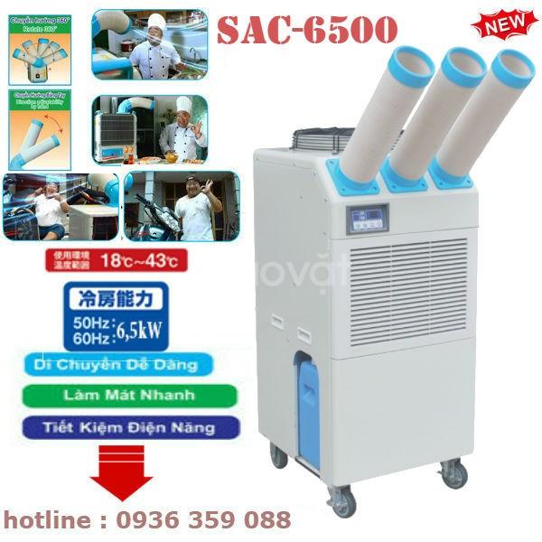 Báo giá máy lạnh di động Nakatomi SAC-6500
