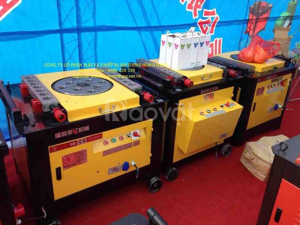 Bán máy cắt sắt thép GQ45 - tại HN giá tốt