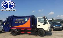 Đại lý bán xe ép rác ở Hồ Chí Minh, Bình Dương mua xe ép chở rác