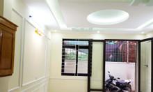 Bán nhà ngõ 256 Xuân Đỉnh, xây mới DT 37m2 x 5T
