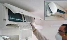 Vệ sinh máy lạnh ở Bình Dương