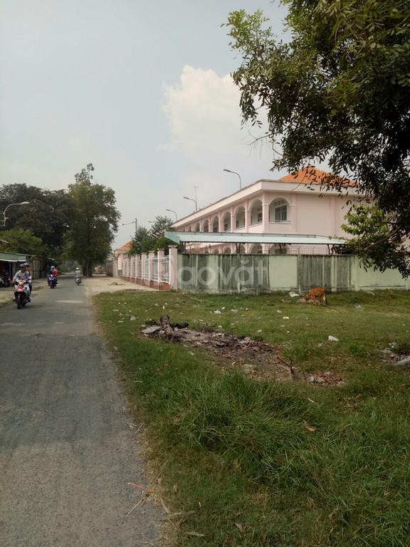 Bán đất nền thổ cư giá rẻ đường Phạm Văn Cội, Củ Chi, giá 780tr