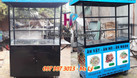 Xe bán thức ăn nhanh, xe bán đồ ăn vặt (ảnh 4)