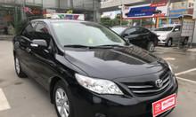 Toyota Cầu Diễn bán xe Toyota Altis 1.8AT 2013 màu đen