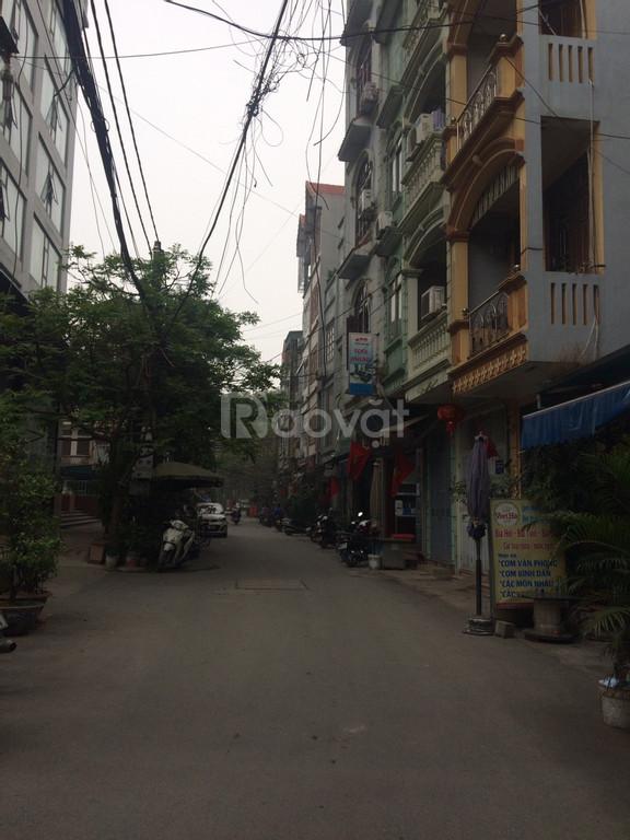 Cho thuê căn hộ 5 tầng ở số 20 ngõ 85 phố Hạ Đình (ảnh 4)
