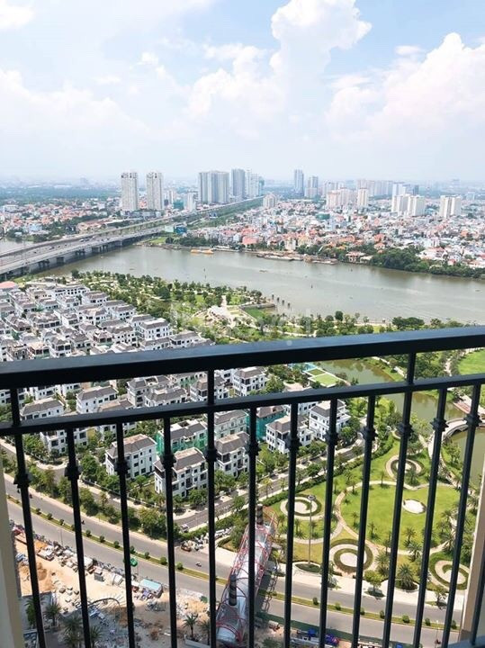 Căn hộ dự án Saigon South Plaza - Phú Mỹ Hưng quận 7