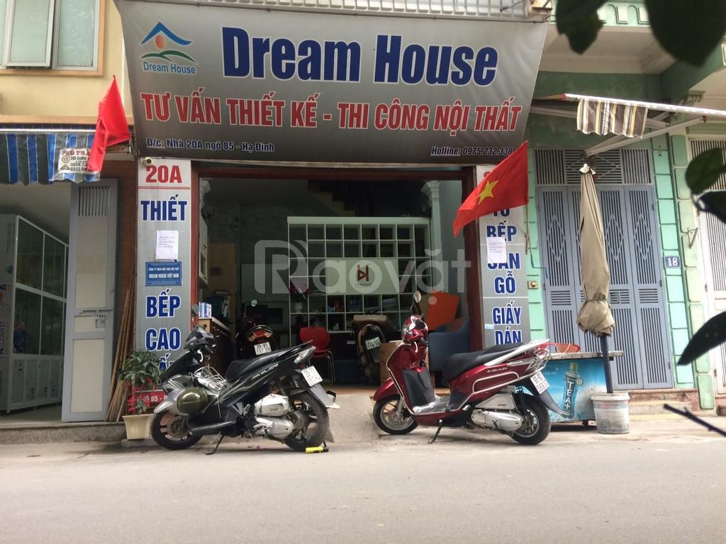 Cho thuê căn hộ 5 tầng ở số 20 ngõ 85 phố Hạ Đình (ảnh 5)